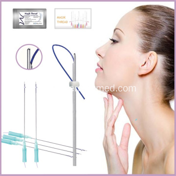 PDO Thread Effective for Lift Neck and Jawline